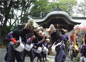 小野大倉獅子舞(おのおおくらししまい)