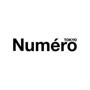 【掲載のお知らせ】Numero.jp